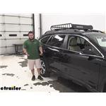 Yakima Roof Basket Review - 2021 Subaru Outback Wagon