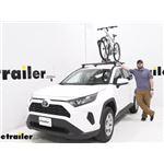 Yakima Roof Bike Racks Review - 2019 Toyota RAV4