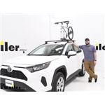 Yakima Roof Bike Racks Review - 2019 Toyota RAV4
