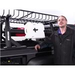 Yakima OverHaul HD and OutPost HD Truck Bed Ladder Racks Rotopax Mounting Kit Review