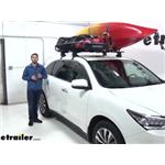 Yakima SkinnyWarrior Roof Rack Cargo Basket Review