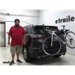 Yakima  Trunk Bike Racks Review - 2015 Ford Edge