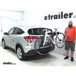 Yakima  Trunk Bike Racks Review - 2016 Honda HR-V