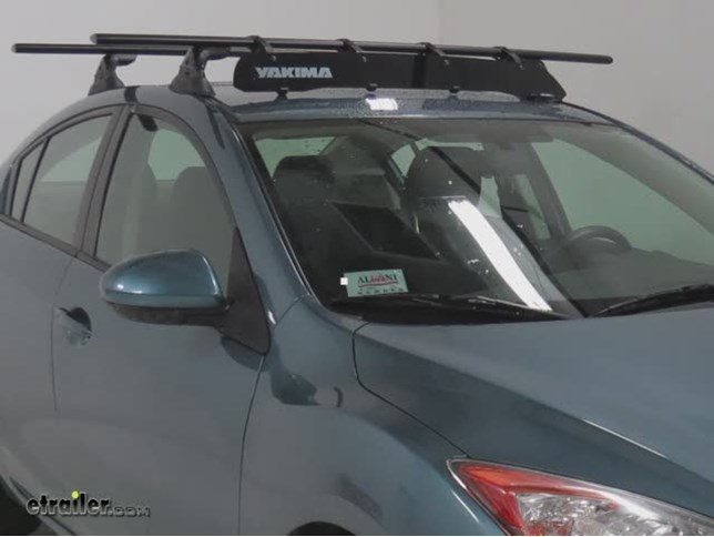 Yakima Windshield Fairing For Roof Racks 40 Long Yakima Accessories And Parts Y05017