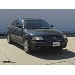 TowReady Taillight Converter Hardwire Kit Installation - 2005 Volkswagen Passat