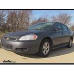 Trailer Hitch Installation - 2011 Chevrolet Impala - Draw-Tite