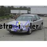 Trailer Wiring Harness Installation - 2000 Buick Century