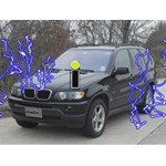Trailer Wiring Harness Installation - 2001 BMW X5