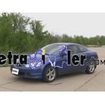 Trailer Wiring Harness Installation - 2002 Acura RSX