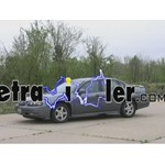 Trailer Wiring Harness Installation - 2004 Chevrolet Impala
