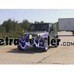 Trailer Wiring Harness Installation - 2004 Jeep Wrangler