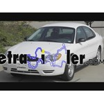 Trailer Wiring Harness Installation- 2006 Ford Taurus