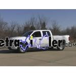 Trailer Wiring Harness Installation - 2008 Chevrolet Silverado 1500