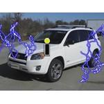 Trailer Wiring Harness Installation - 2009 Toyota RAV4
