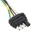 Wesbar 4 Flat Wiring - 002220