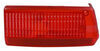 Replacement Lens for Wesbar Wraparound Tail Lights - Right Side Light Lenses 003372
