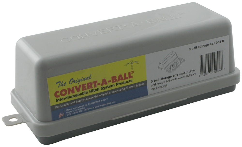 Convert-A-Ball Accessories and Parts - 004B