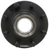 """Dexter Trailer Hub - Grease - 8 on 6-1/2 - E-Coat - 5/8"""" Bolts - 8,000 lbs 8 on 6-1/2 Inch 008-399-92"""