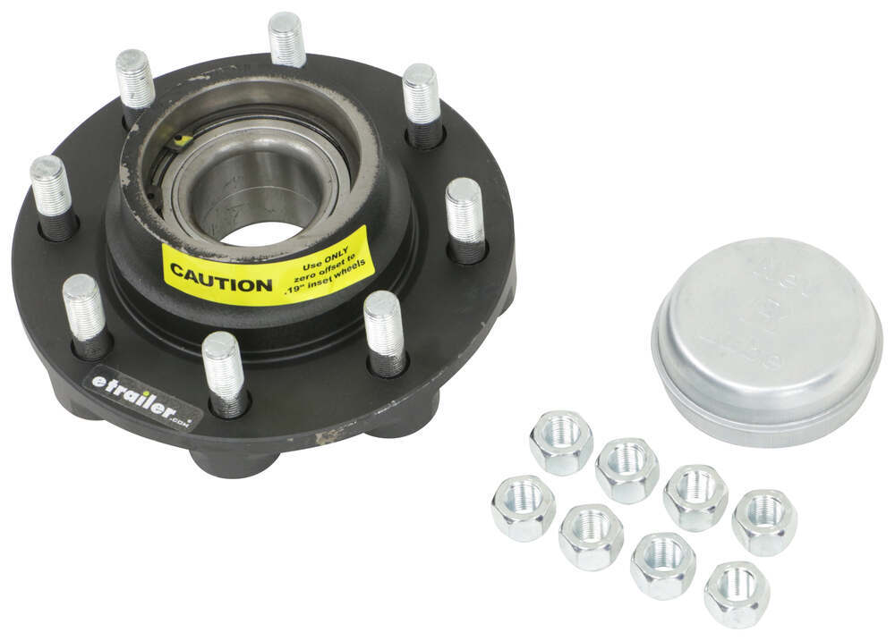 008-402-90 - 16 Inch Wheel,16-1/2 Inch Wheel,17 Inch Wheel Dexter Axle Trailer Hubs and Drums