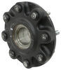 """Dexter Trailer Hub - Nev-R-Lube - 8 on 6-1/2 - E-Coat - 9/16"""" Bolts - 8,000 lbs For 8000 lbs Axles 008-402-90"""