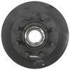 dexter axle trailer brakes brake set hub and rotor
