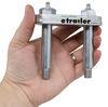 018-026-05 - Shackle Links Dexter Axle Trailer Leaf Spring Suspension