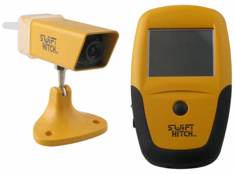 Swift Hitch Wireless (Battery) Backup Camera - 04928