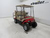 Classic Accessories Travel 4-Sided Golf Cart Enclosure - Tan Enclosure 052963720525