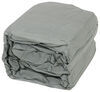 Classic Accessories PolyPro III Deluxe Travel Trailer Cover - Model 4 24'- 27' RVs Grey Gray 052963734638