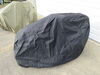 """Classic Accessories Deluxe Tractor Cover, up to 54"""" decks, Black Black 052963739671"""