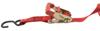 """Erickson Easy Ratchet Tie-Down Straps w/ Release Levers - 1"""" x 6' - 660 lbs - Qty 4 4 Straps 05519"""