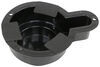 """Optronics Drop In Cup Holder with Handle Rest - 2 Tier - 2-1/2"""" Tall x 3-5/8"""" Diameter 09017101B"""