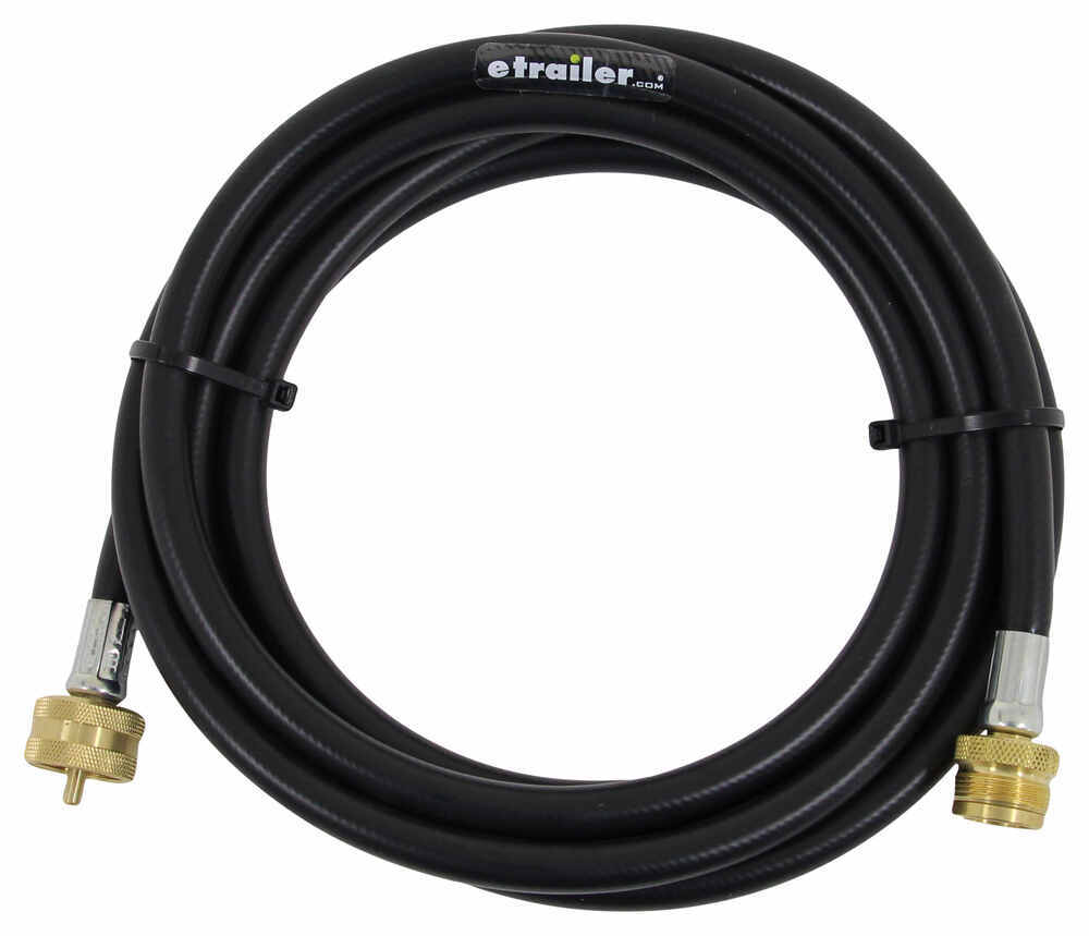 MB Sturgis Propane Adapter Hose for Small Appliance - Disposable Cylinder Ports - 12' 1 Inch-20 - Female 100284-144-MBS