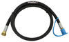 """MB Sturgis RV Quick-Connect Propane Grill Hose - 60"""" Long 5 Feet 100304-60-MBS"""