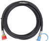 MB Sturgis Quick Disconnect Propane Hose for Small Appliance - Disposable Cylinder Port - 10' Adapter Hoses 100476-120-MBS