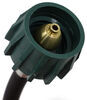 """MB Sturgis Propane Pigtail - Type 1 x 1/4"""" Male Inverted Flare - 2' 1/4 Inch - MIF 100575-24-MBS"""