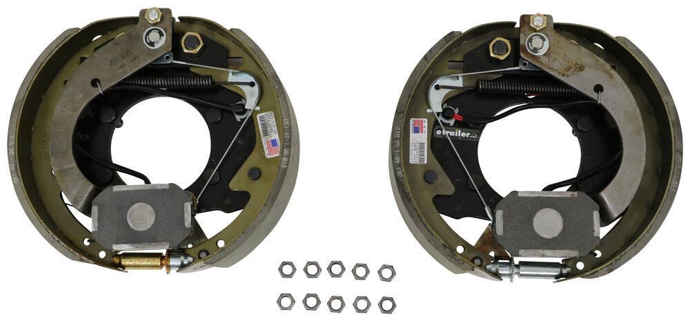 10257-59 - 12-1/4 x 3-1/2 Inch Drum Redline Electric Drum Brakes