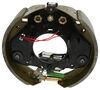 "Electric Brake Assembly - 12-1/4"" x 3-1/2"" - Left Hand Self Adjust 10257"