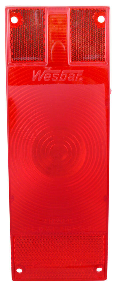 Accessories and Parts 102641 - Red - Wesbar