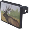 Elk Trailer Hitch Receiver Cover for 1-1/4 Inch Trailer Hitches