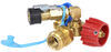 MB Sturgis Sturgi-Stay T-Fitting w Hose - Type 1 Valve - Quick Disconnect, Disposable Cylinder Ports 6 Feet 103615