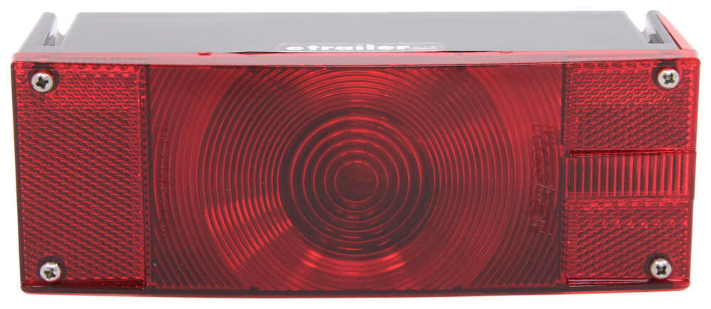 106411 - Stop/Turn/Tail,Side Marker,Rear Clearance,Side Reflector,Rear Reflector Wesbar Tail Lights
