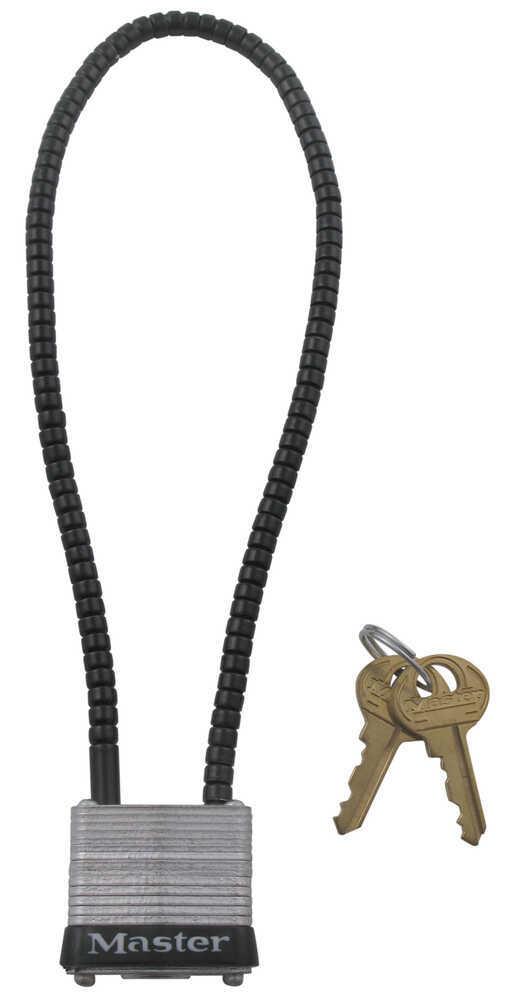 Cable Locks 107KADSPT - Steel - Master Lock
