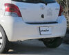 Curt Custom Fit Hitch - C11060 on 2009 Toyota Yaris