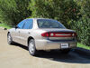 C11109 - Concealed Cross Tube Curt Custom Fit Hitch on 2003 Chevrolet Cavalier