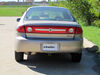 "Curt Trailer Hitch Receiver - Custom Fit - Class I - 1-1/4"" 2000 lbs GTW C11109 on 2003 Chevrolet Cavalier"