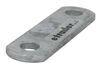 Trailer Leaf Spring Suspension 115208GALV - Shackle Links - ABS Fasteners