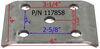 117858 - 7500 lbs Redline Trailer Leaf Spring Suspension
