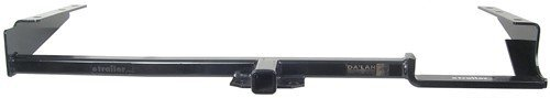 C11800 - Visible Cross Tube Curt Trailer Hitch
