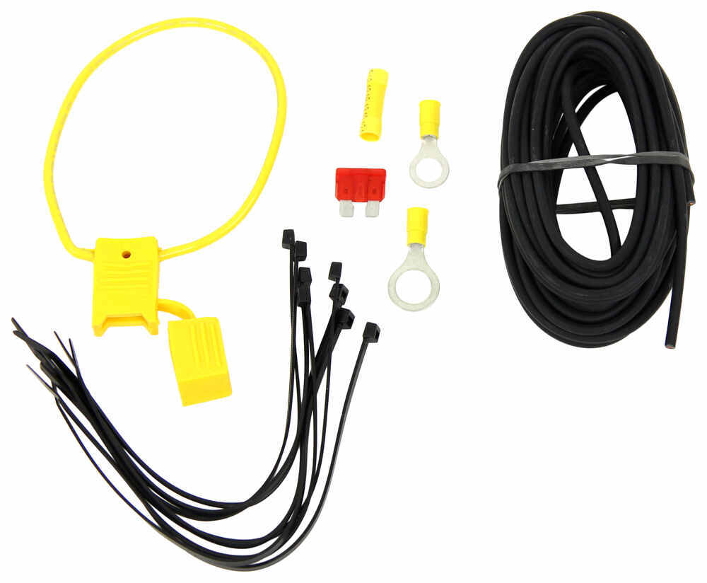 118151 - Power Wire Installation Kit Tekonsha Accessories and Parts